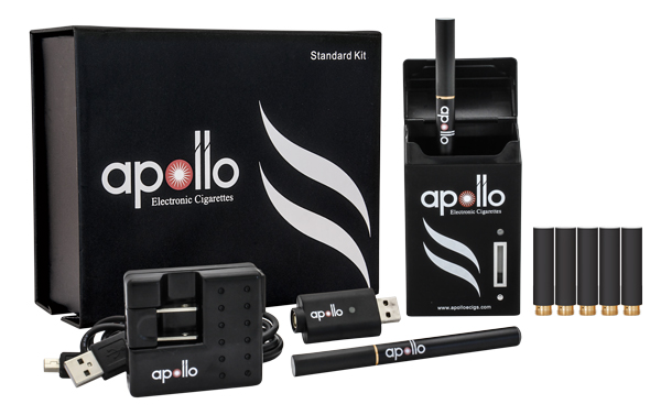 Apollo Electronic Cigarettes Introduce the New TGO Kits